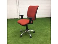 Connection Operator Chair Orange 22 available