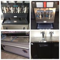 GENTLY USED COMMERCIAL RESTAURANT/KITCHEN EQUIPMENT!!
