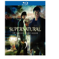 Blu-Ray - Supernatural Season 1 & Season 6
