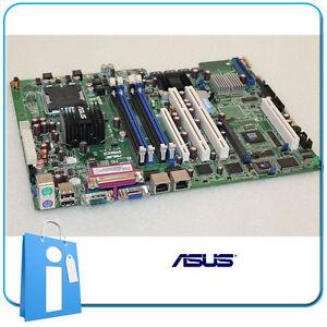 Placa-base-ATX-E-S3000-ASUS-P5M2-P5M2-2GBL-Socket-775-con-Accesorios