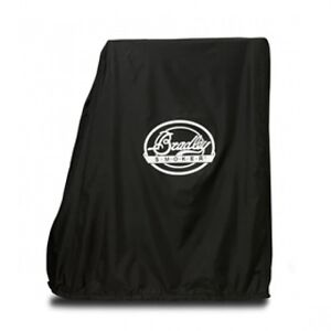 Bradley Weather Resistant Original Black 4 Rack Smoker Cover BTWRC