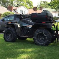 2001 arctic cat 4wd atv