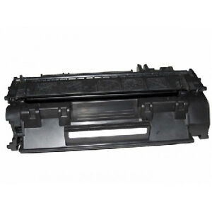 HP 05A (CE505A) New Compatible Black Toner Cartridge (High Yield
