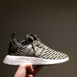 Nmd R2 Olive Size 9.5