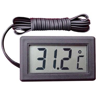 frigo termometro acquario con digitale sonda caldaia da + 110° alte temperaturex