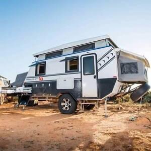2017 Ezytrail Parkes GT 15FT Off-Road Caravan - PARK 'n GO Fyshwick South Canberra Preview