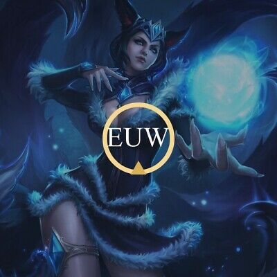 EUW LoL Smurf Account 40000/50000 BE LIFETIME WARRANTY Lvl 30 Unranked