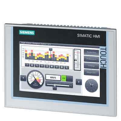 6av2124-0gc01-0ax0 Siemens Hmi Tp700 7 Comfort Panel 12 Mb Touch