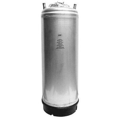 New 5 Gallon Ball Lock Keg With Metal Handle -draft Beer Coffee Mead Soda