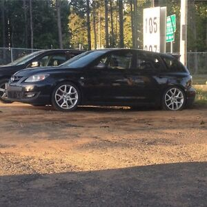 2008 mazdaspeed3 with 85000kms
