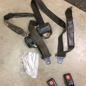 MG MGB Original SHOULDER/SEAT BELTS
