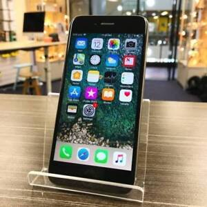 Good condition iPhone 6 Space Grey 128G UNLOCKED INVOICE WARRANTY Pacific Pines Gold Coast City Preview