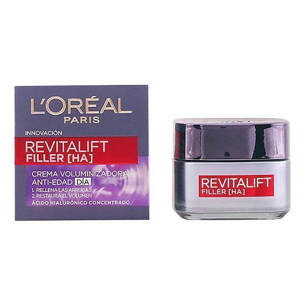 L'Oreal Make Up - REVITALIFT FILLER anti-age Volumizing Moisturizer 50 ml £19.99
