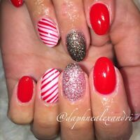 Gel nails ! Same day appts available !