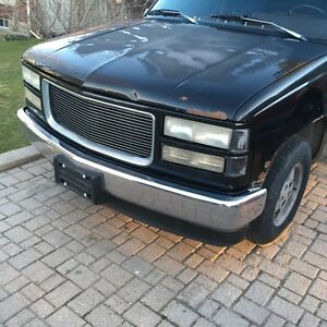 1993 Chevy Reg Cab Stepside