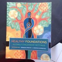 Health, Safety and Nutrition textbook for sale