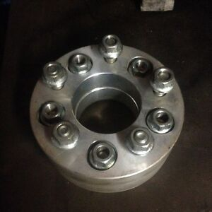 2 5x114.3 spacers