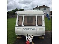 Scorpio 4/5 berth caravan