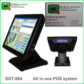 POS Point Of Sale systems restauranats / cafe / shop / retails Sydney City Inner Sydney Preview