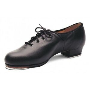 BOYS OR GIRLS LEATHER OXFORD TAP SHOES