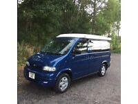 NOW SOLD PENDING COLLECTION, MAZDA BONGO CAMPER