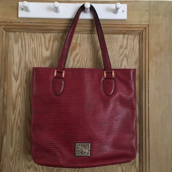 Biba Leather Bag
