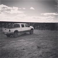 2004 Ford F-350 King Ranch 6.0