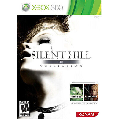 Silent Hill: HD Collection [M] comprar usado  Enviando para Brazil