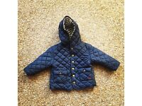 Baby boy Mamas&Papas Jacket 12-18 month