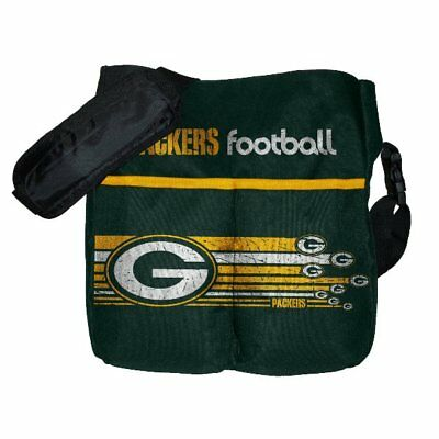 Green Bay Packers NFL  Diaper Bag w/ Changing Pad