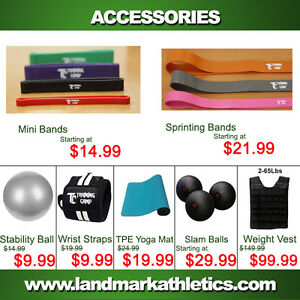 Gym Accessories - Stability & Slam Balls, Yoga Mats, & More!