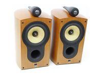 B&W 805S Speakers