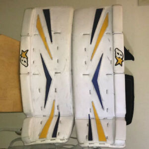 Customizable - Brian's Goalie Gear - Price Reduced