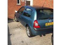 Renault Clio 1.2 for swaps what you got anything try me