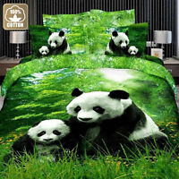 """Panda"" 3-piece Duvet Cover Set, 50% Lower Than Store!"
