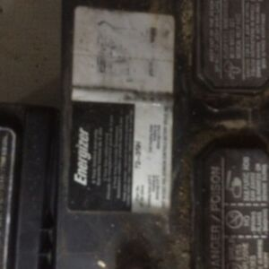 Batterie 12v pour auto Saint-Hyacinthe Québec image 2