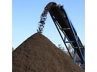 Excellent Quality Top Soil - £48 Per Bulk Bag