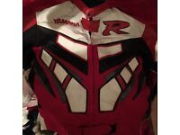 Yamaha R Series fashion jacket. Small. Suit teenager.