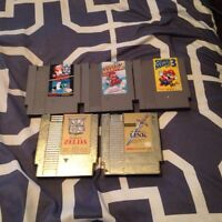 NES games for trade