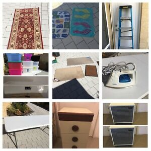 Garage sale just call before coming moving interstate sale Balga Stirling Area Preview