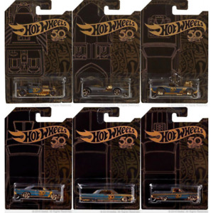 Hot Wheels: Black & Gold Edition Set 1:64 SOLD OUT