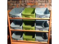Boys storage set