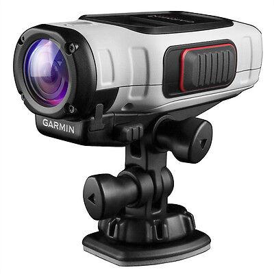Garmin VIRB Elite White 1080p HD GPS Action Video Camera 16 MP 010-01088-10 NEW