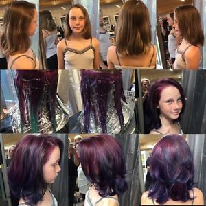 Experienced Hairstylist December promo 20% off services!!! Strathcona County Edmonton Area image 9