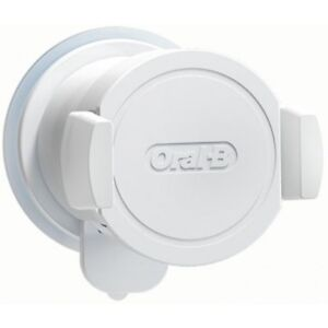 NEW Oral-B Smartphone Wall / Suction Cup Holder white