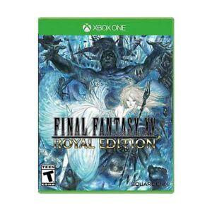 Final Fantasy XV Royal edition NEUF XBOX ONE