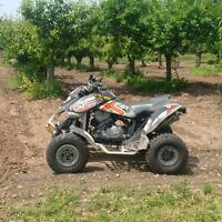 2007 Can Am DS650 BajaX