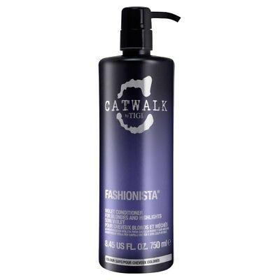 Tigi Catwalk Fashionista Violett Conditioner 750ml (22,53€/1l)