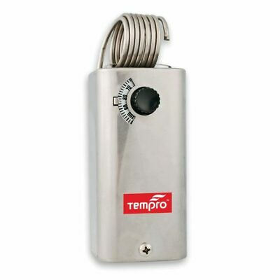 Tp512 Line Voltage Mechanical Thermostat Heat And Cool 24 To 600vac 2 Stage