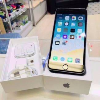 SPOTLESS IPHONE 6S PLUS 128GB GREY GOLD TAX INVOICE UNLOCKED Surfers Paradise Gold Coast City Preview